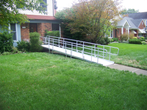 ramp-on-curved-walk
